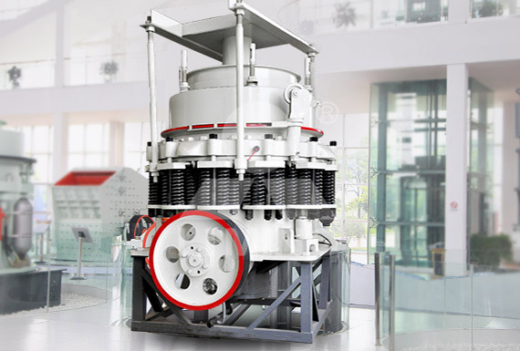 CS High-Efficiency Cone Crusher