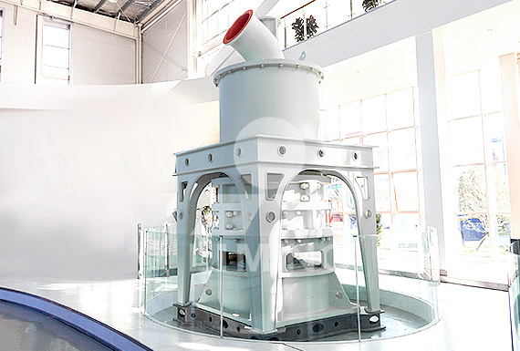 MW Series Micro Powder Mill