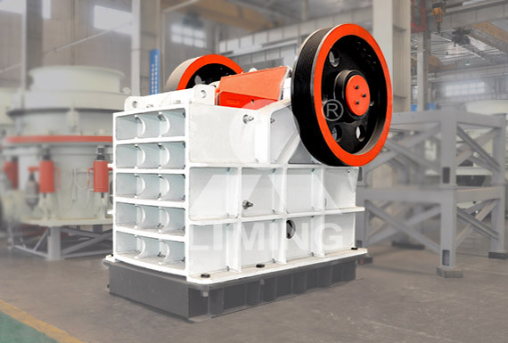 HJ Series High Efficiency Jaw Crusher