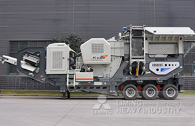 The image of  K Series Mobile Crushing & Screening Plant