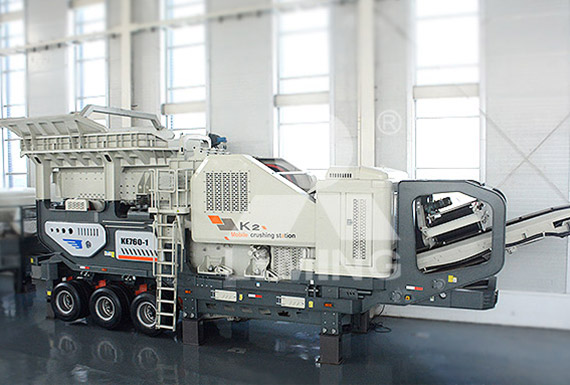 Mobile Primary Jaw Crusher