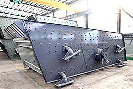 YKN Series Vibrating Screen