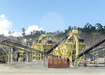 500TPH Andesite Stone crushing plant in Indonesia